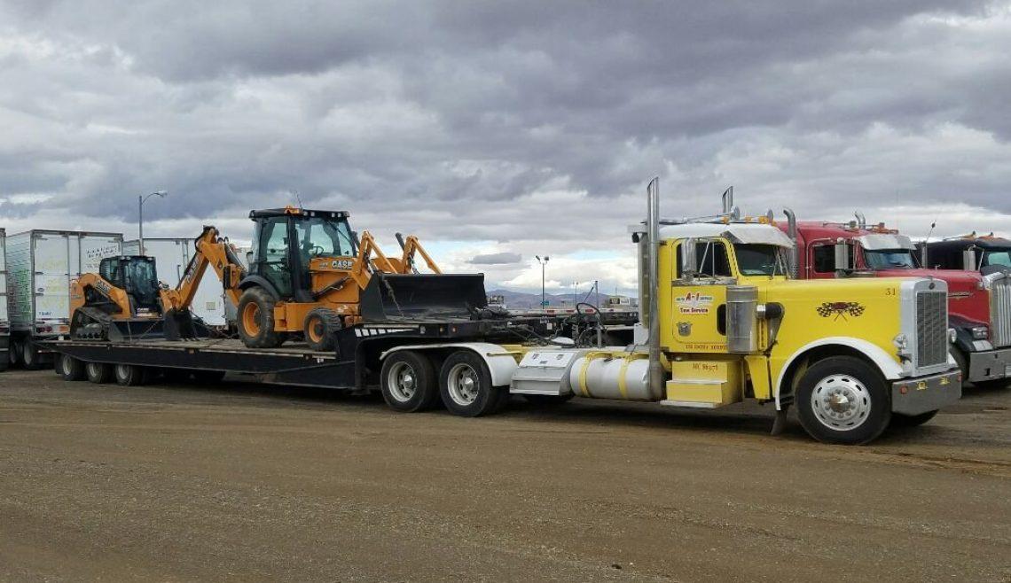 A-1 Trucking Equipment Transport