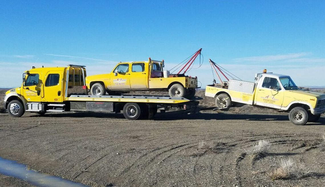 Offroad Recovery Vehicles
