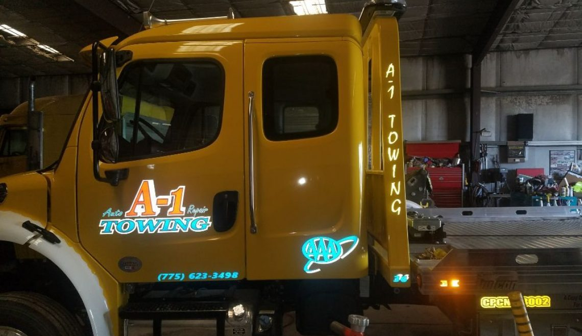 We Do Custom Lettering